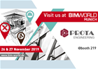 Visit Us at BIM World 2019 Munich