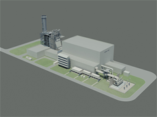 Samsun Tekkekoy Combined Cycle Power Plant