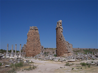 Perge Hellenistic Towers